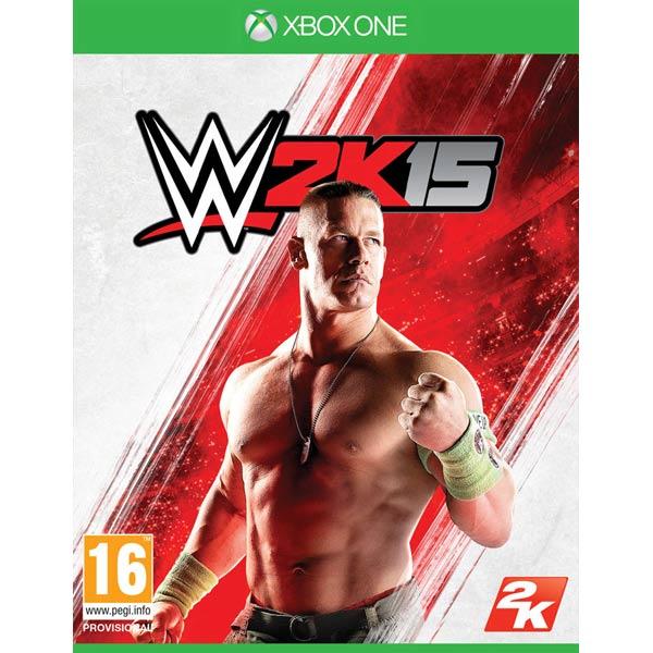 Видеоигра для Xbox One . WWE 2K15 видеоигра для xbox one state of decay 2 ultimate