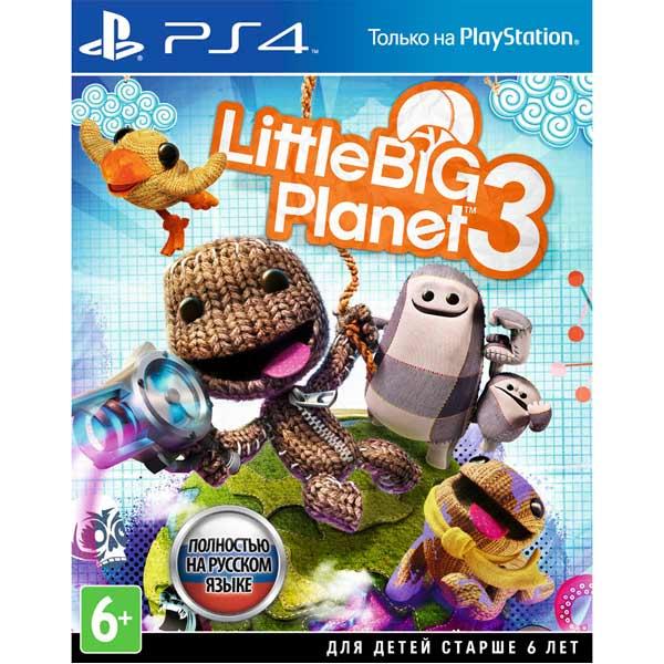 цена Видеоигра для PS4 . LittleBigPlanet 3