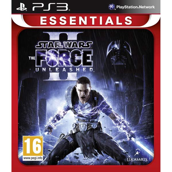 Игра для PS3 . Star Wars The Force Unleashed II Essentials
