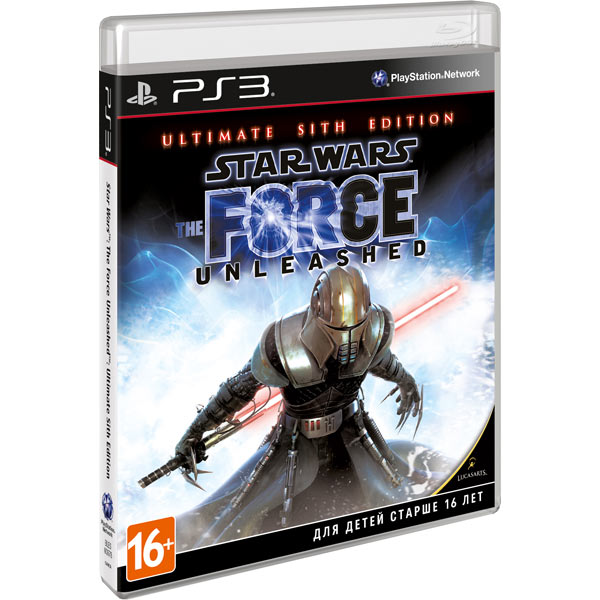 Игра для PS3 . Star Wars The Force Unleashed:Sith Ed