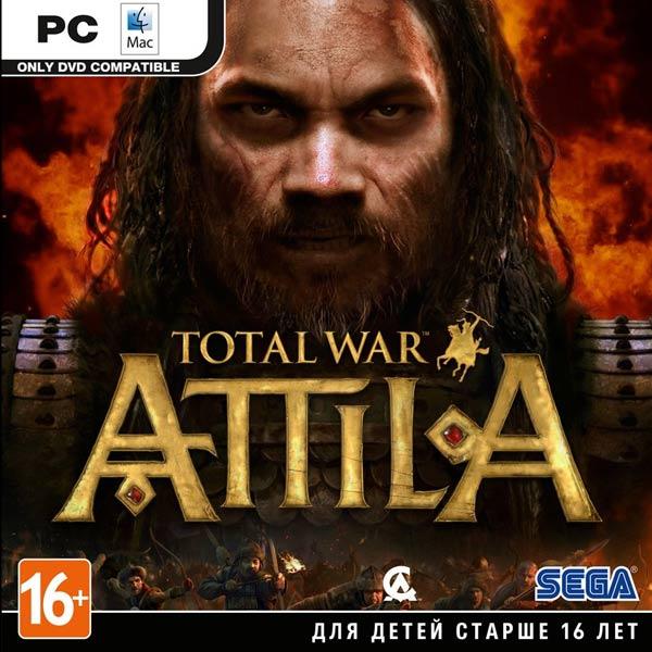 Видеоигра для PC . Total War: Attila видеоигра для pc медиа rise of the tomb raider 20 летний юбилей