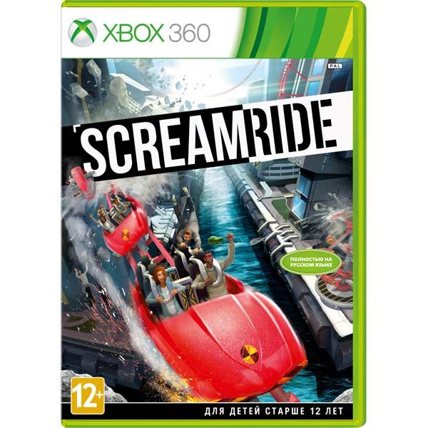 Игра для Xbox Microsoft Scream Ride