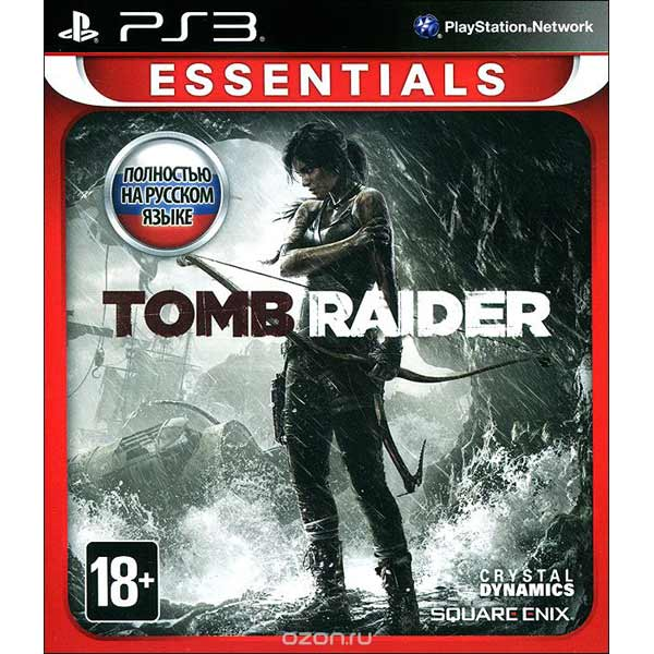 Игра для PS3 . Tomb Raider Essentials  цена