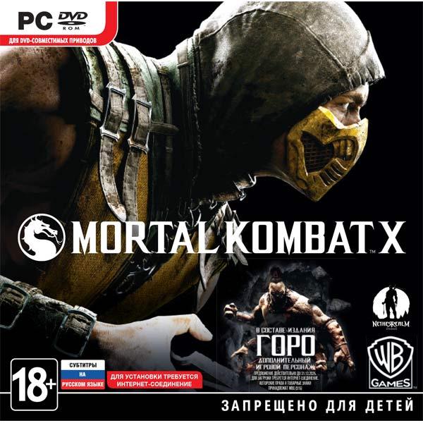 Видеоигра для PC . Mortal Kombat X ак mortal kombat komplete edition