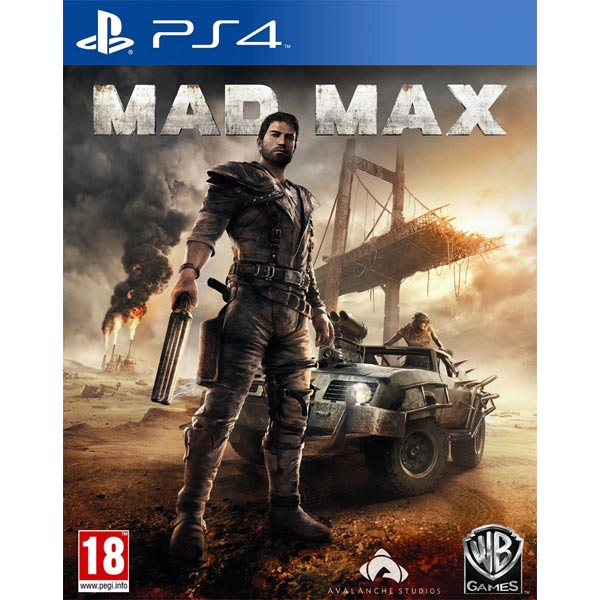 Видеоигра для PS4 . Mad Max чехол для iphone 6 глянцевый printio only the mad survive mad max