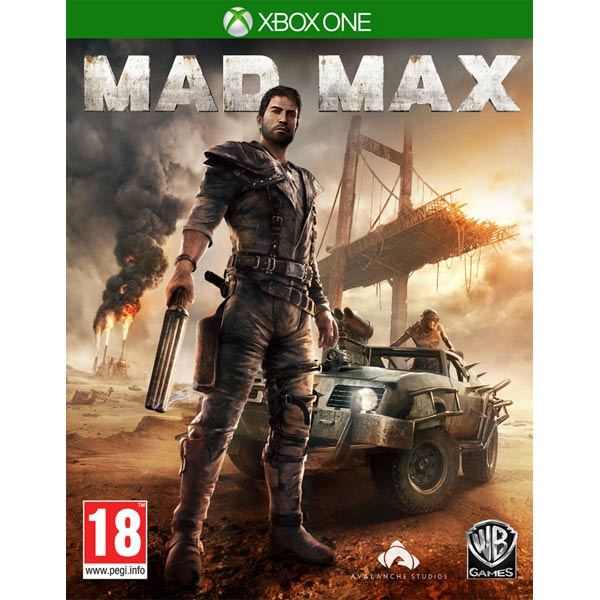 Видеоигра для Xbox One . Mad Max sleeping dogs definitive edition игра для xbox one