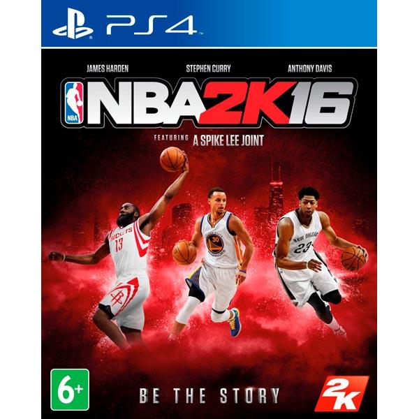 все цены на Видеоигра для PS4 . NBA 2K16 онлайн