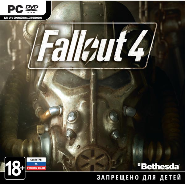 Видеоигра для PC . Fallout 4 carolina herrera ch men sport