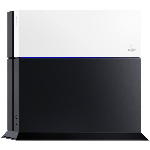 Аксессуар для игровой консоли PlayStation 4 — лицевая панель Glacier White (SLEH-00327)