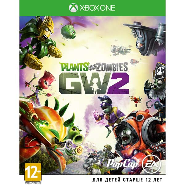 Видеоигра для Xbox One Медиа PVZ Garden Warfare 2 игра для playstation 4 plants vs zombies garden warfare русская документация