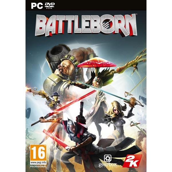 Видеоигра для PC . Battleborn berry adams пиджак