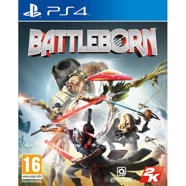 Видеоигра для PS4 . Battleborn видеоигра для ps4 just dance 2018