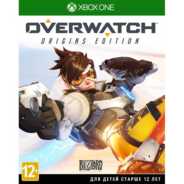 Видеоигра для Xbox One . Overwatch: Origins Edition видеоигра для xbox one steep winter games edition