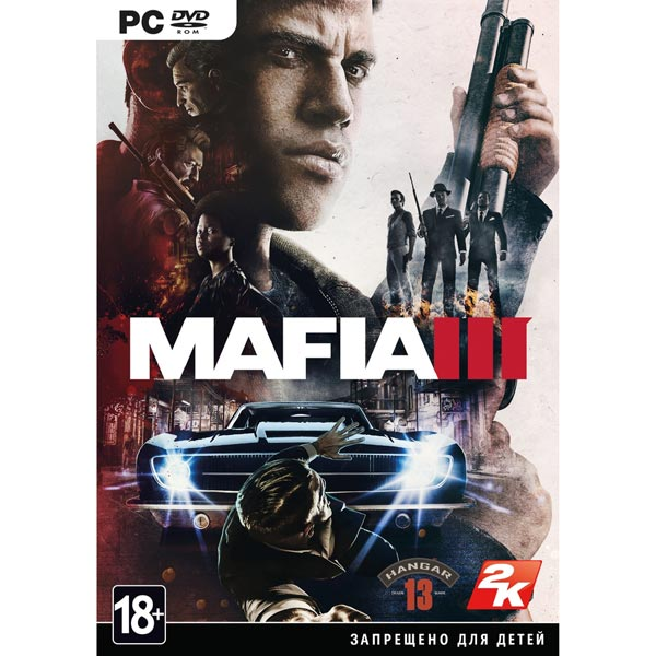 Видеоигра для PC . Mafia III ps4 mafia iii [русские субтитры]