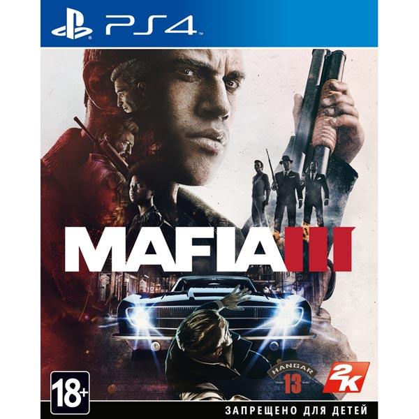 Видеоигра для PS4 . Mafia III ps4 mafia iii [русские субтитры]