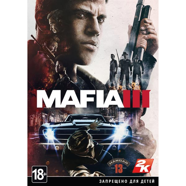 Видеоигра для Xbox One . Mafia III видеоигра для xbox one overwatch origins edition