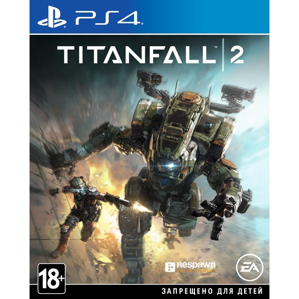 цены на Видеоигра для PS4 . Titanfall 2