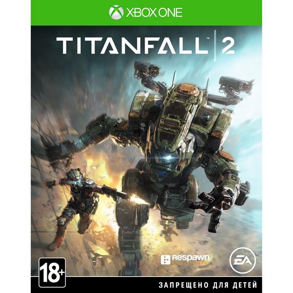 цена Видеоигра для Xbox One . Titanfall 2 онлайн в 2017 году