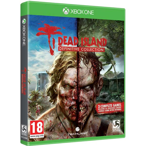 Видеоигра для Xbox One . Dead Island Definitive Edition