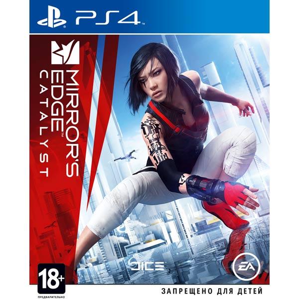 PS4 игра EA Mirror\'s Edge Catalyst