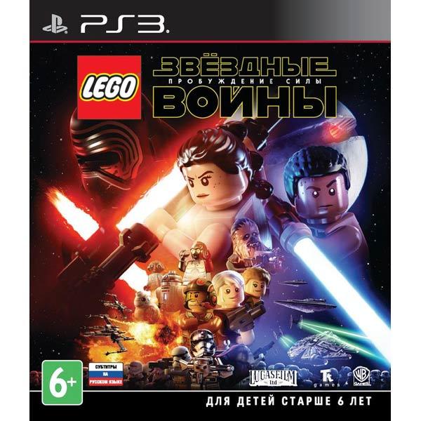 все цены на Игра для PS3 . LEGO Звездные войны:Пробуждение Силы