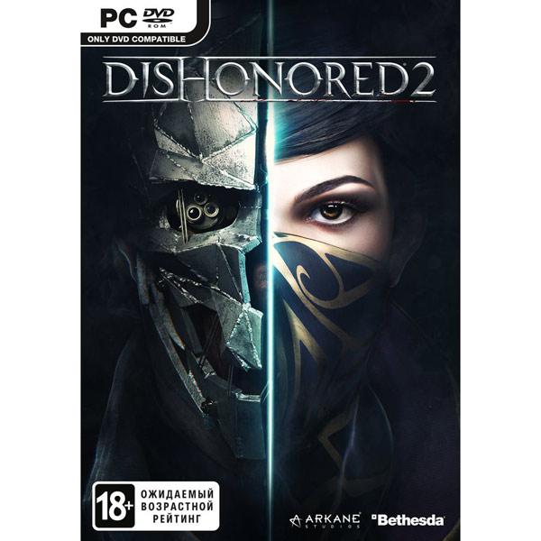 Видеоигра для PC . Dishonored 2 видеоигра для xbox one dishonored