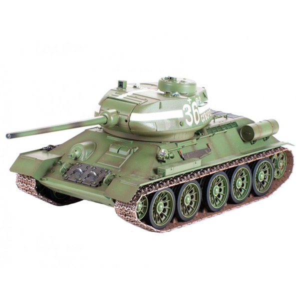 Купить Радиоуправляемый танк Pilotage Т-34/85, 1:16 ...