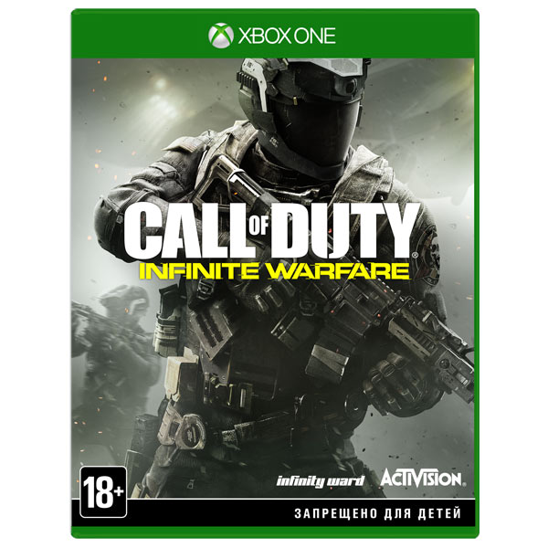 цена Видеоигра для Xbox One . Call of Duty: Infinite Warfare онлайн в 2017 году