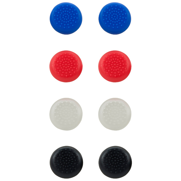 Аксессуар для игровой консоли SPEEDLINK Насадки на стики SL-4524-MTCL-V2 аксессуар для игровой консоли rainbo накладки на стики для геймпада зенит