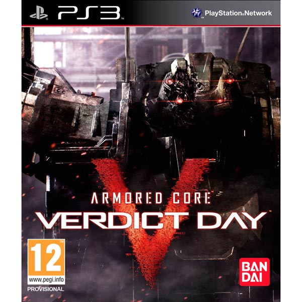 Игра для ps3 ., Armored Core:Verdict Day