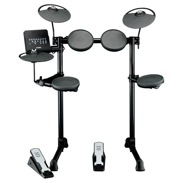 Ударные установки Yamaha DTX400K хай хэт и контроллер для электронной ударной установки zildjian gen16 buffed bronze 14 hi hat