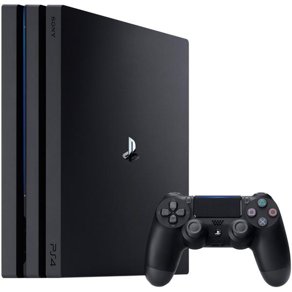 Игровая консоль PlayStation 4 Pro 1TB (CUH-7008B) игровая консоль playstation 4 slim 500gb cuh 2008a gold