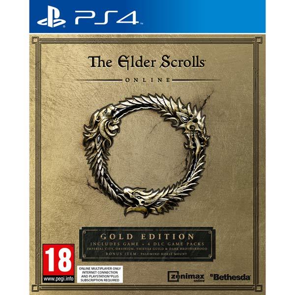 все цены на Видеоигра для PS4 . Elder Scrolls Online: Gold Edition онлайн