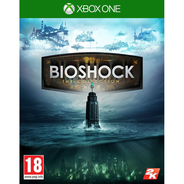 Видеоигра для Xbox One . Bioshock:The Collection