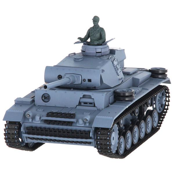 Радиоуправляемый танк Pilotage танк HENGLONG Panzer III Ausf.L, 1:16 (RC16184)