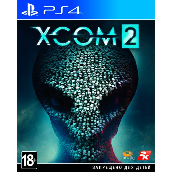 Видеоигра для PS4 . XCOM 2