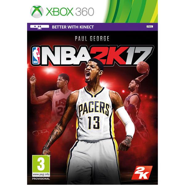 Игра для Xbox . NBA 2K17