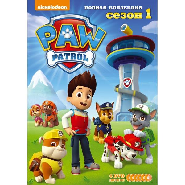 DVD-диск . Щенячий патруль