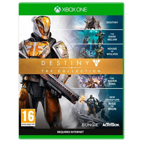 Видеоигра для Xbox One . Destiny: The Collection