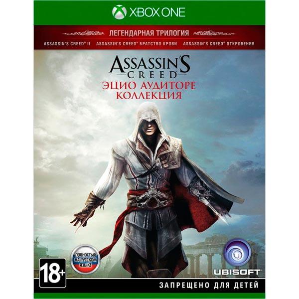 Xbox One игра Ubisoft Assassin\'s Creed The Ezio Collection