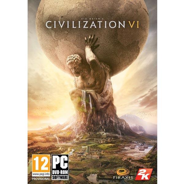 Видеоигра для PC . Sid Meier's Civilization VI видеоигра для pc медиа rise of the tomb raider 20 летний юбилей