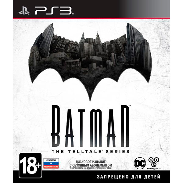 Игра для PS3 . Batman:The Telltale Series batman 66 volume 3