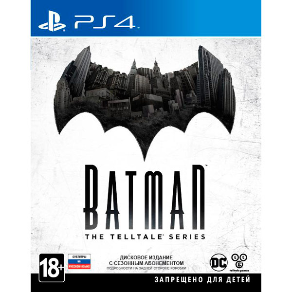 Видеоигра для PS4 . Batman:The Telltale Series batman 66 volume 4