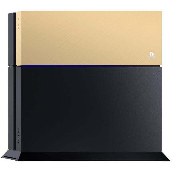 Аксессуар для игровой консоли PlayStation 4 крышка отсека HDD золотистая (SLEH-00327)