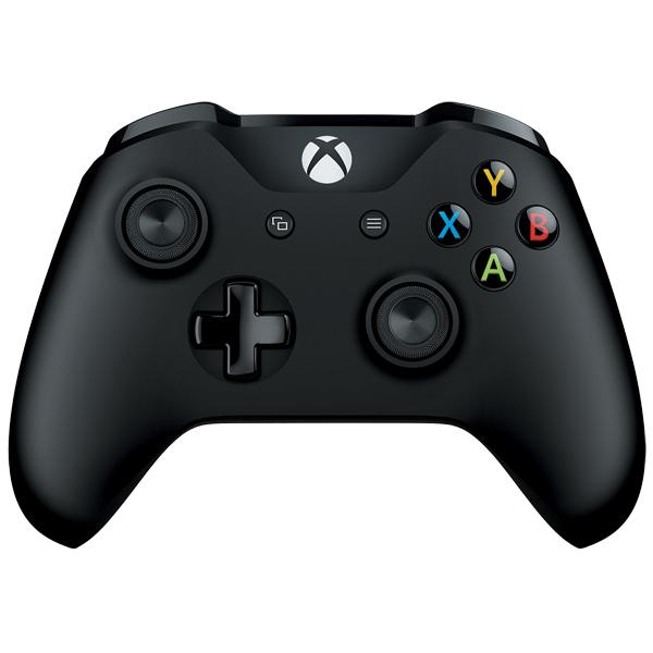 Аксессуар для игровой консоли Microsoft беспроводной геймпад (6CL-00002)