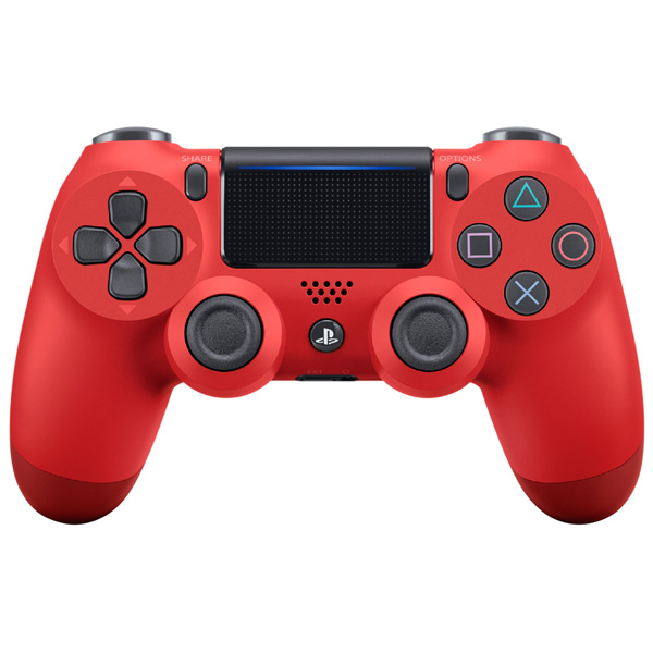 Аксессуар для игровой консоли PlayStation 4 геймпад DualShock 4 v2 красная лава (CUH-ZCT2E) scooter modified shell decorative accessories motorcycle titanium screws color screws self tapping screws car styling diy kit