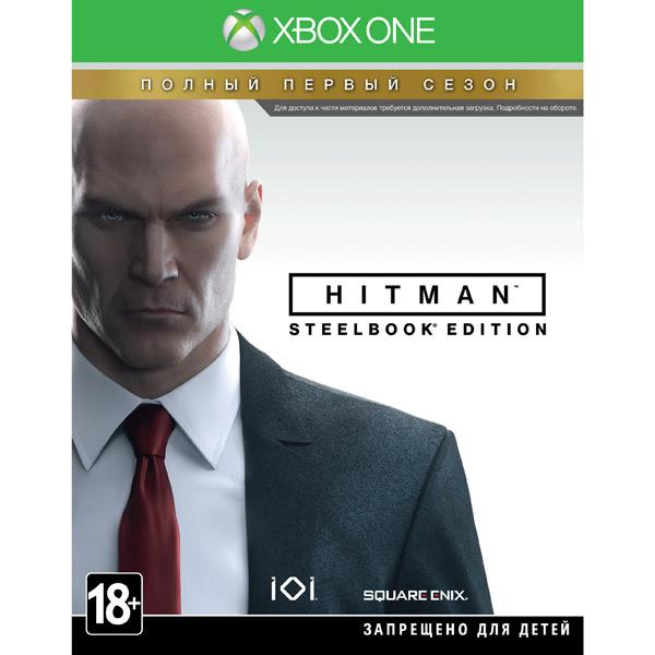 Видеоигра для Xbox One . Hitman видеоигра для xbox one overwatch origins edition