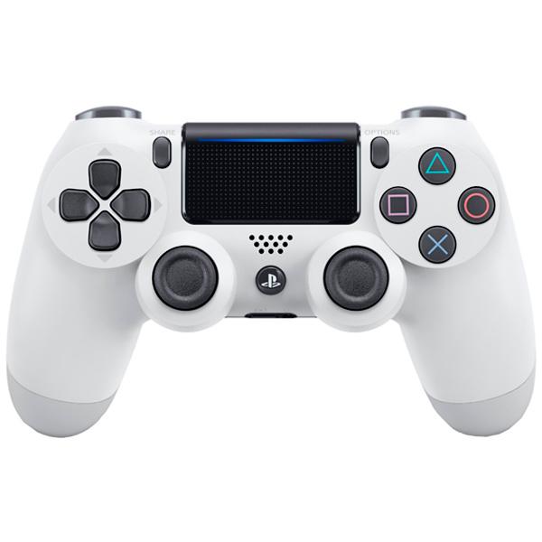 Аксессуар для игровой консоли PlayStation 4 Геймпад DualShock 4 v2 White (CUH-ZCT2E) игровая приставка sony playstation 4 slim 1tb fifa 18 dualshock 4