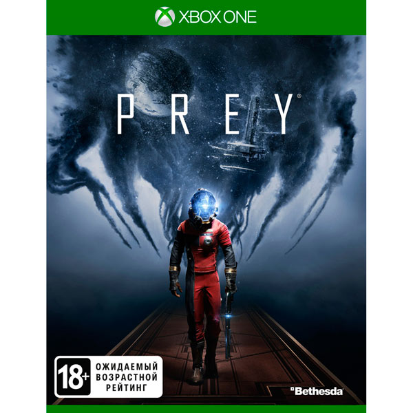 Видеоигра для Xbox One . Prey