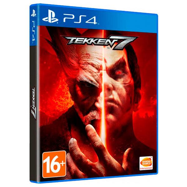 Видеоигра для PS4 . Tekken 7 видеоигра для ps4 just dance 2018